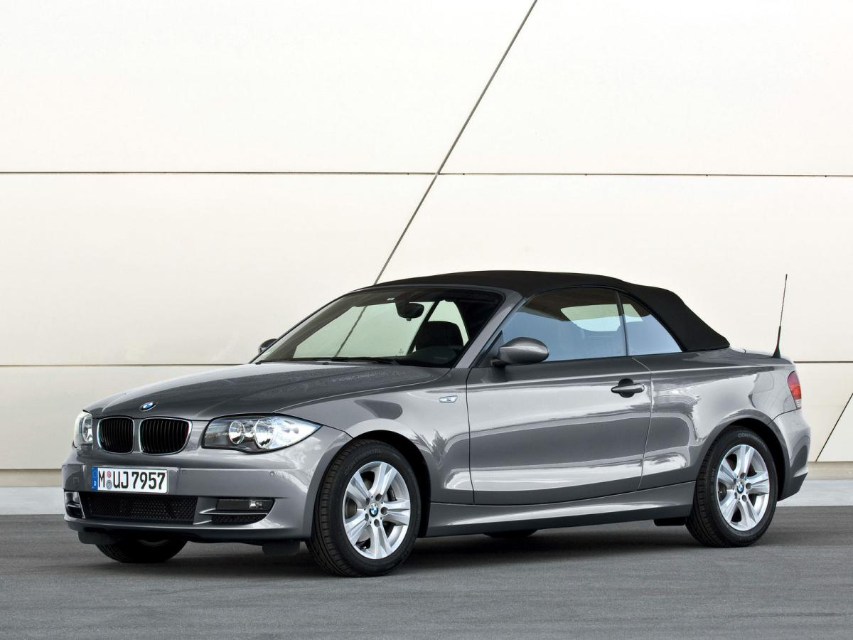 bmw 1er cabrio e88 118i 143 hp. Black Bedroom Furniture Sets. Home Design Ideas