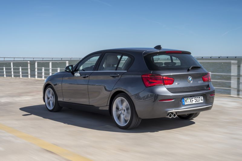 bmw 1er hatchback f20 lci facelift 2015 120i 177 hp steptronic. Black Bedroom Furniture Sets. Home Design Ideas