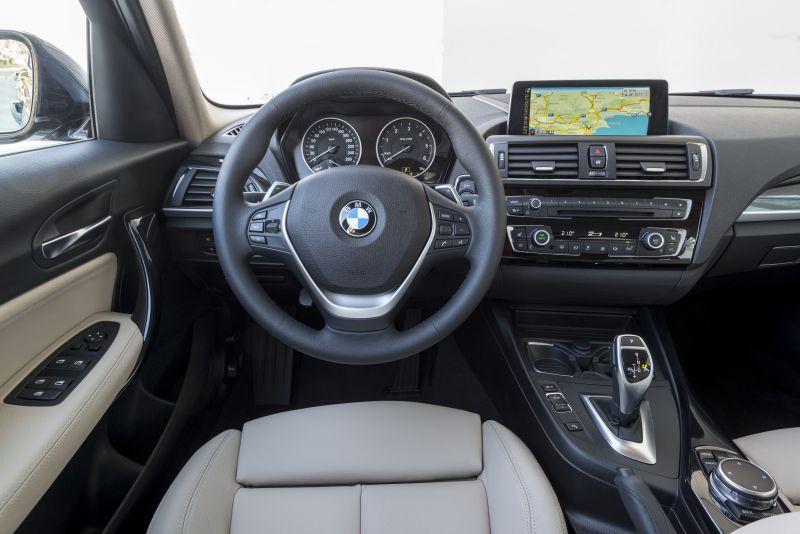 bmw 1er hatchback f20 lci facelift 2015 116d 116 hp. Black Bedroom Furniture Sets. Home Design Ideas