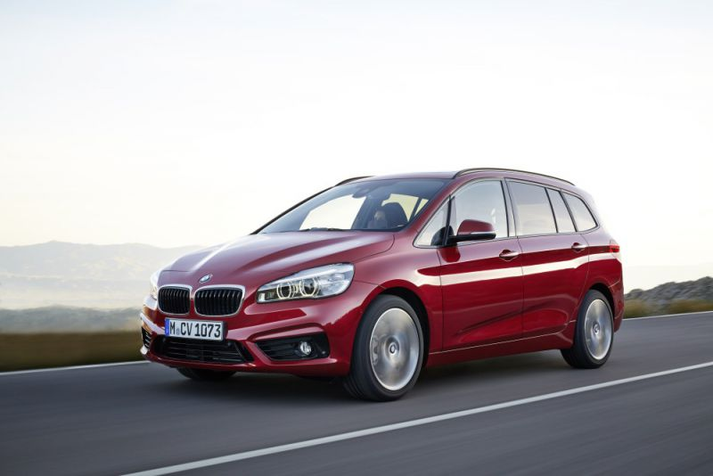 bmw 2er gran tourer f46 218i 136 hp steptronic. Black Bedroom Furniture Sets. Home Design Ideas