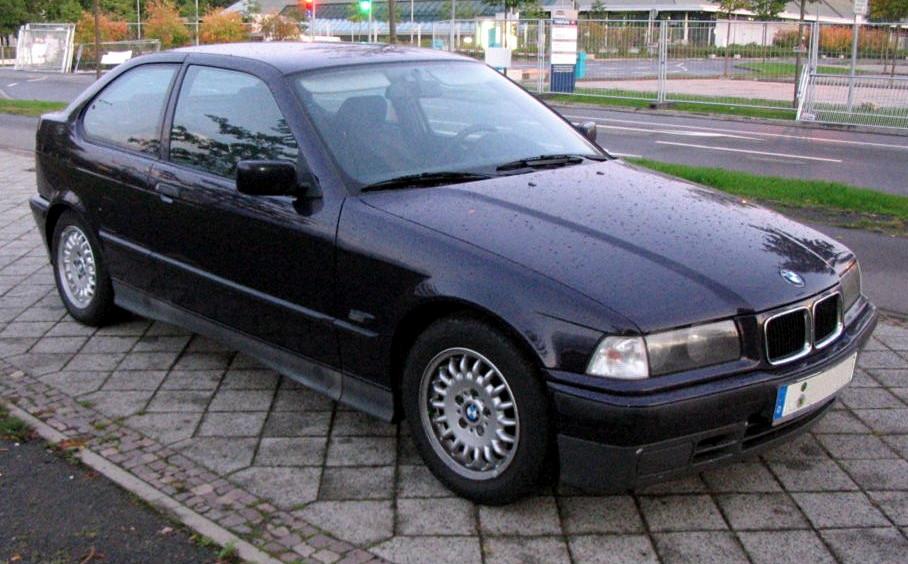 Bmw 3er Compact  E36  318 Tds  90 Hp