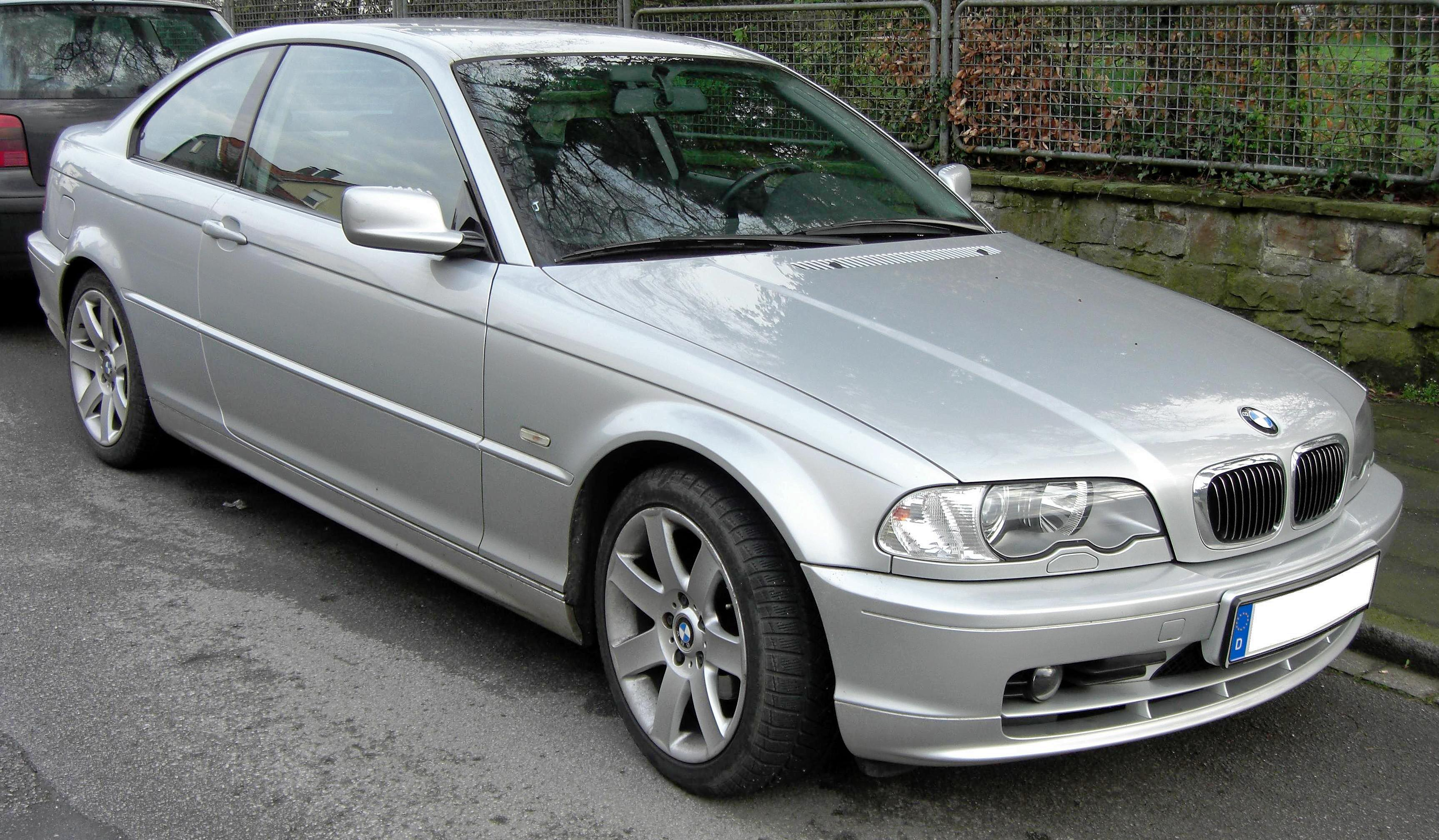 Bmw 3er Coupe E46 318 Ci 143 Hp