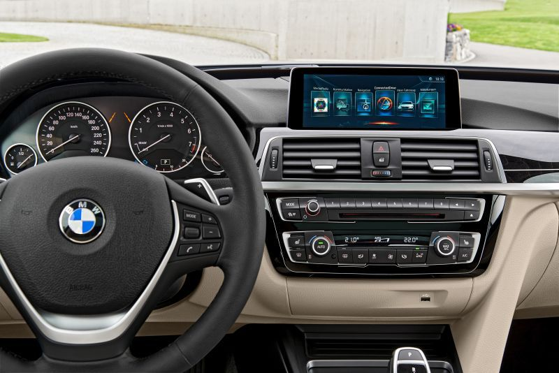 how to use bmw steptronic