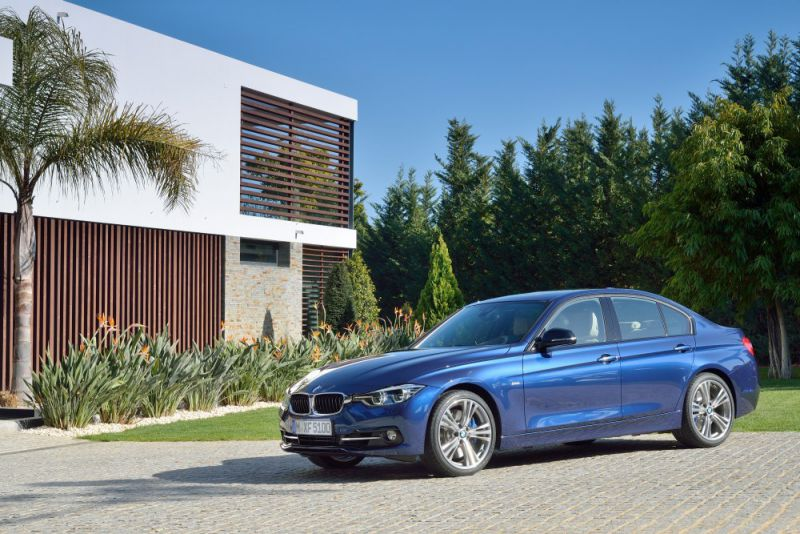 bmw 3er sedan f30 lci facelift 2015 340i 326 hp steptronic. Black Bedroom Furniture Sets. Home Design Ideas