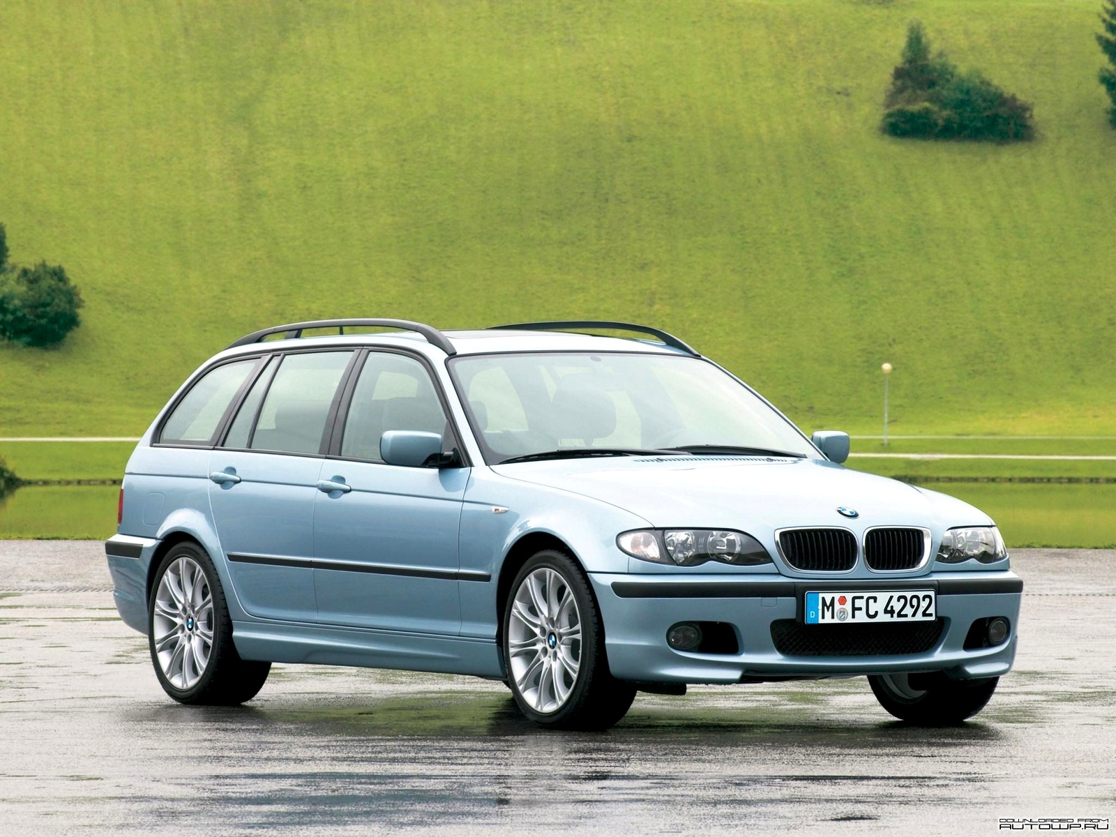 bmw 3er touring e46 330 xd 204 hp. Black Bedroom Furniture Sets. Home Design Ideas