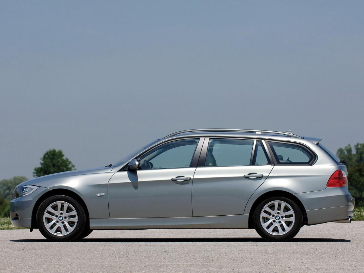 BMW 3er Touring (E91) 320i (150 Hp)