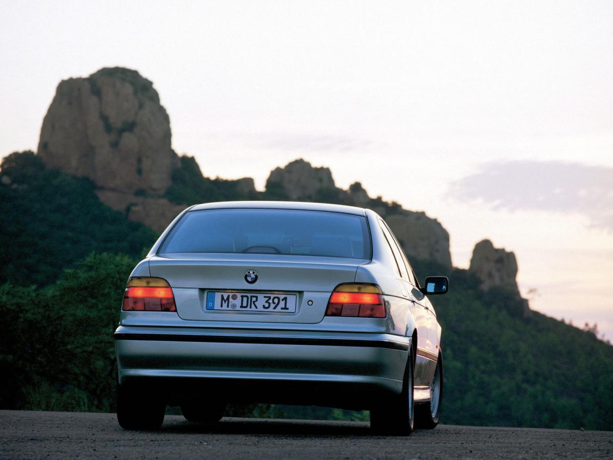 Bmw 5 Series E39 530d 184 Hp