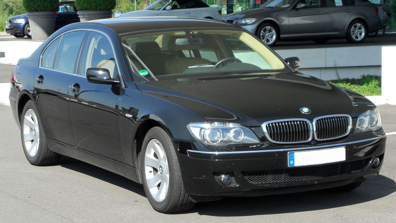 bmw 7er e65 facelift 2005 745d 330 hp steptronic. Black Bedroom Furniture Sets. Home Design Ideas