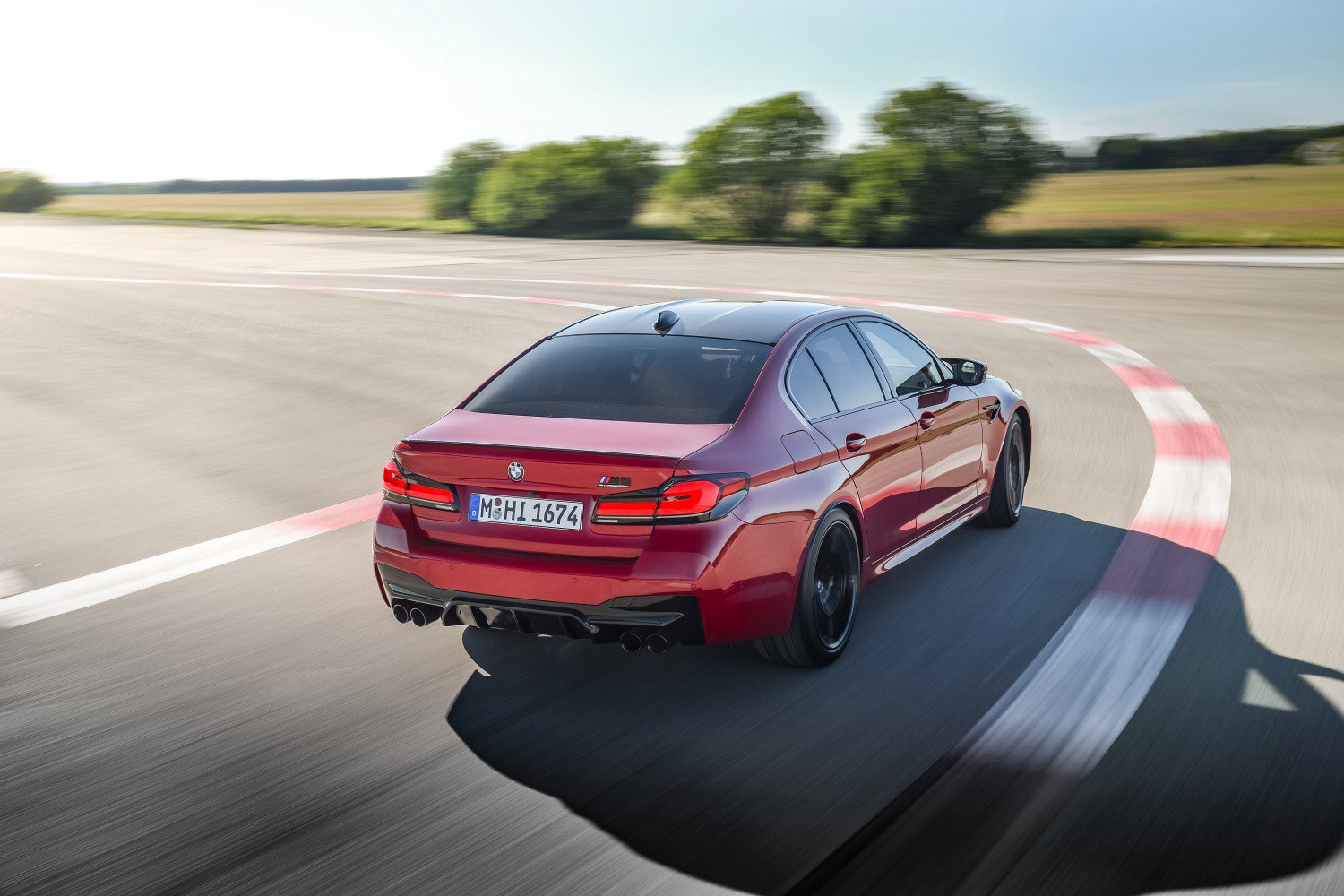 Bmw M5 Technical Specifications And Fuel Economy
