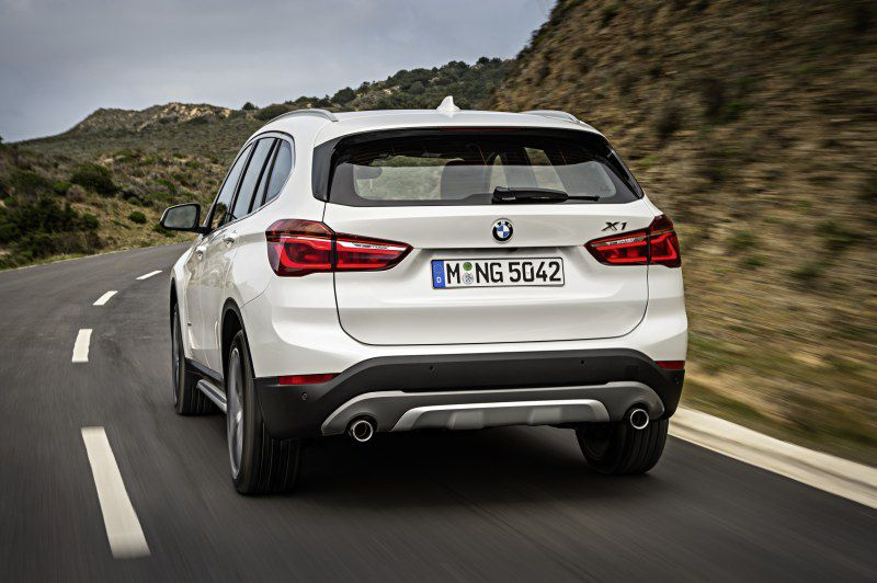 Bmw X1 F48 25i 231 Hp Xdrive Steptronic