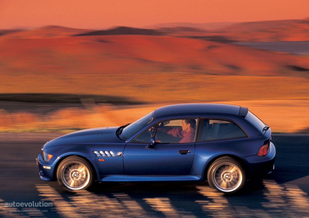 Bmw Z3 Coupe E36 7 3 0i 231 Hp