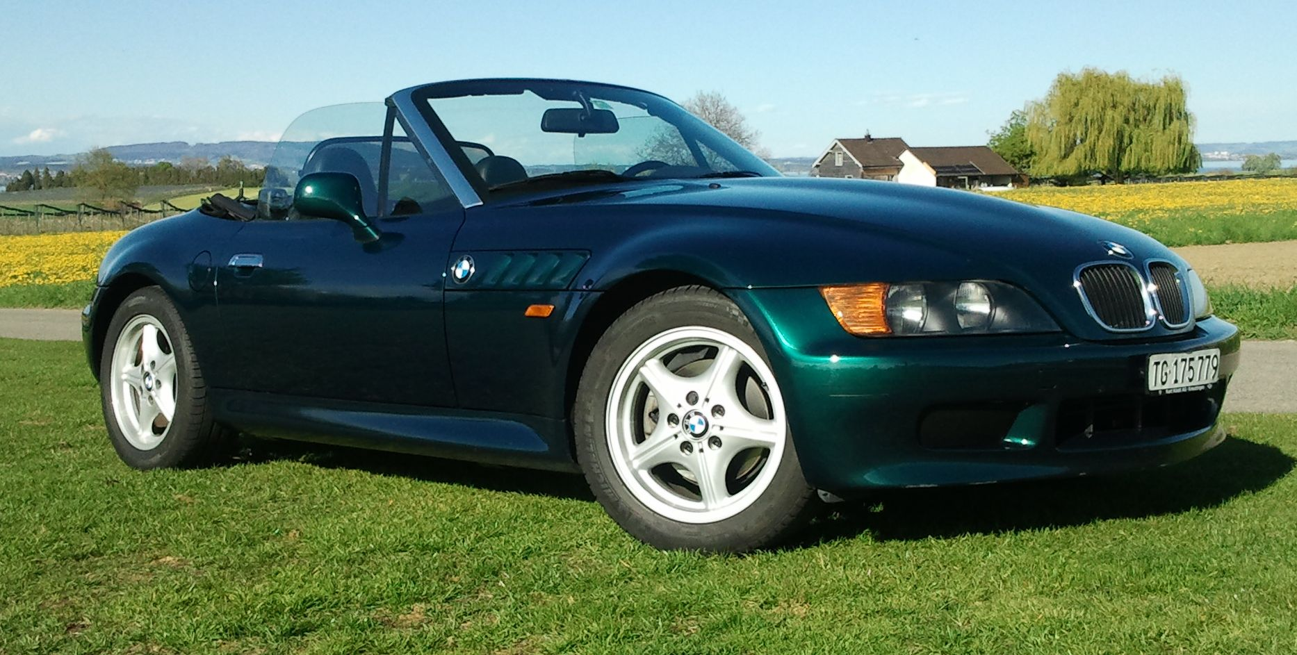 Bmw Z3 Technical Specifications And Fuel Economy Z3 Coupe