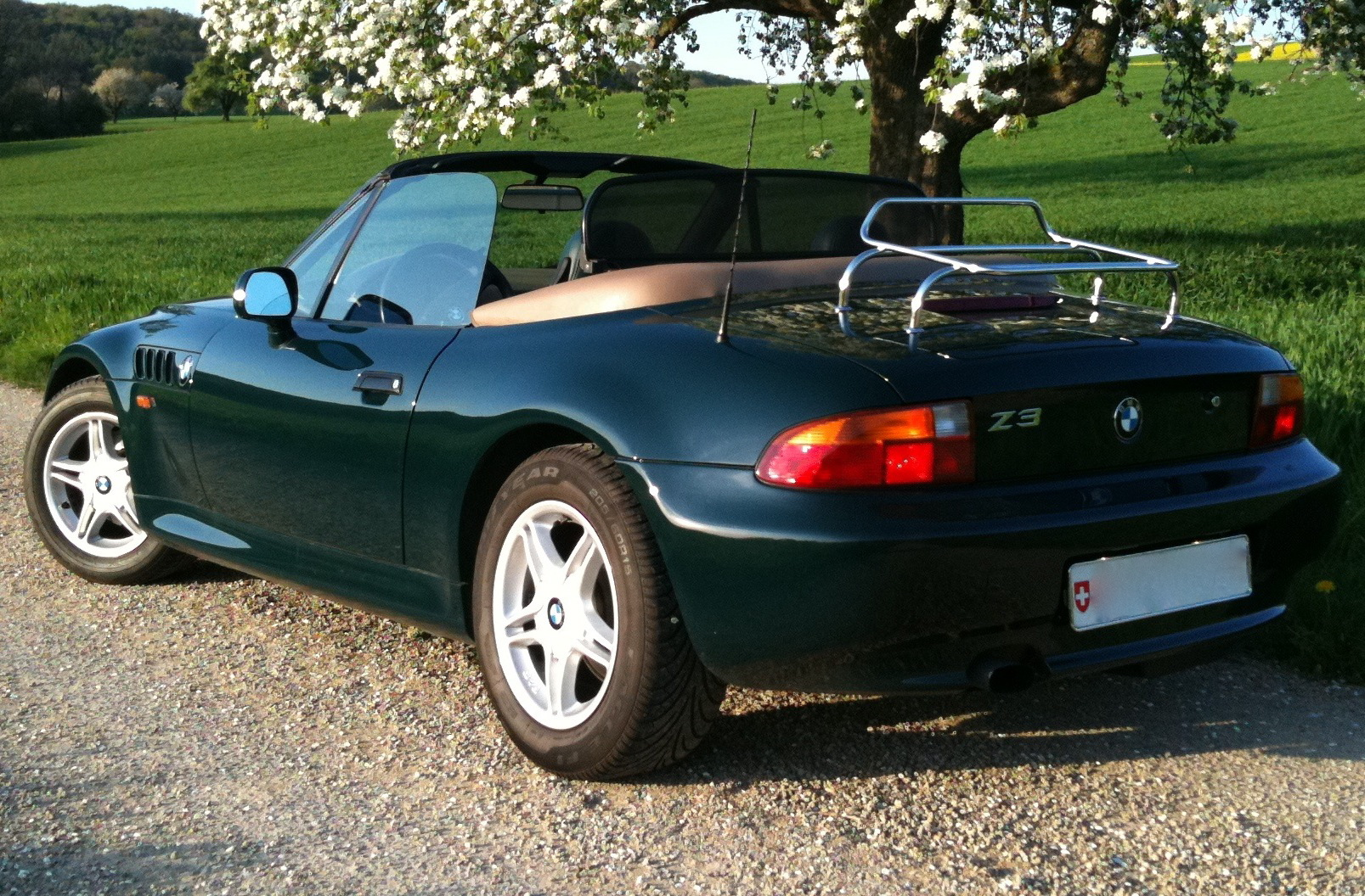 Bmw Z3 Sp 233 Cifications Techniques Et 233 Conomie De Carburant