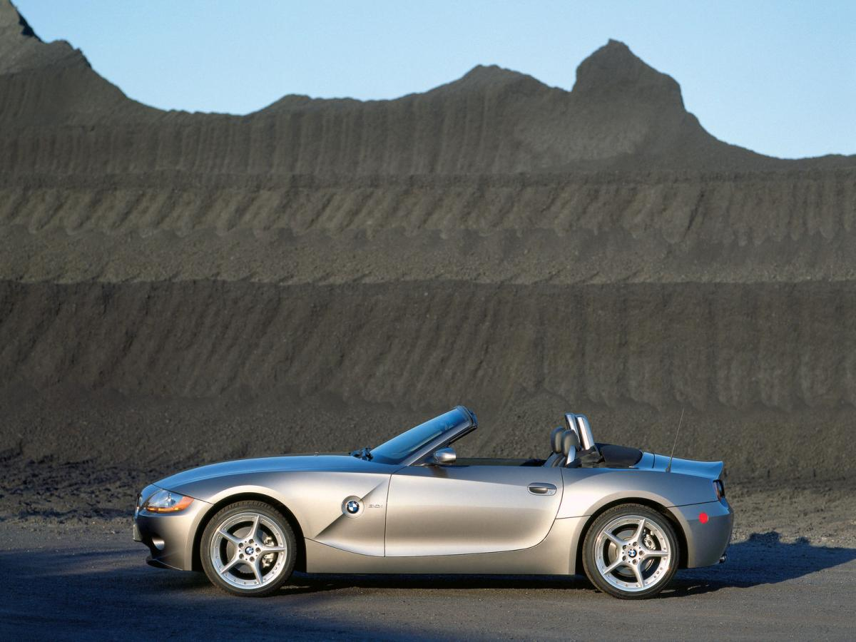 Bmw Z4 E85 3 0i 231 Hp Automatic