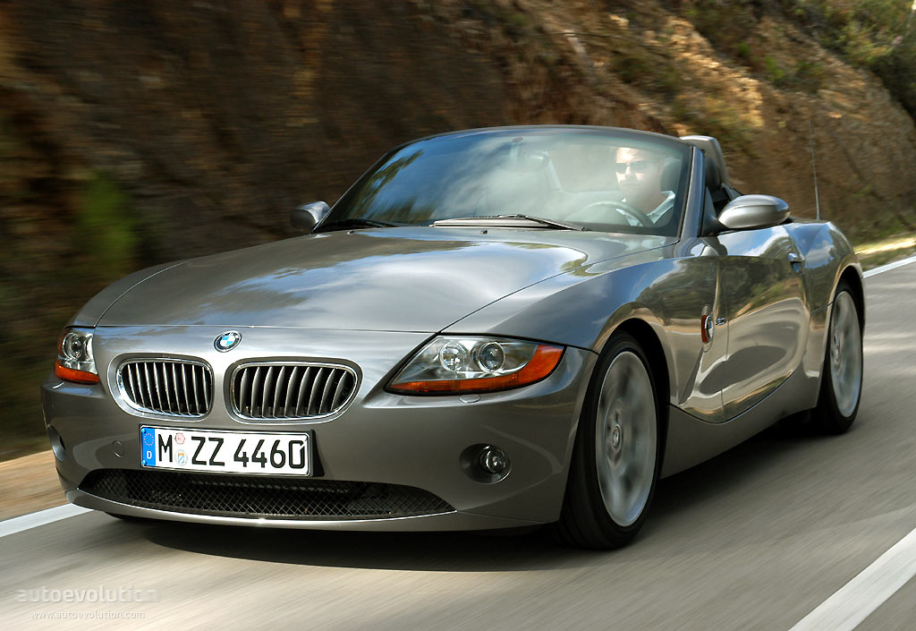 Bmw Z4 E85 3 0 Si 265 Hp Automatic
