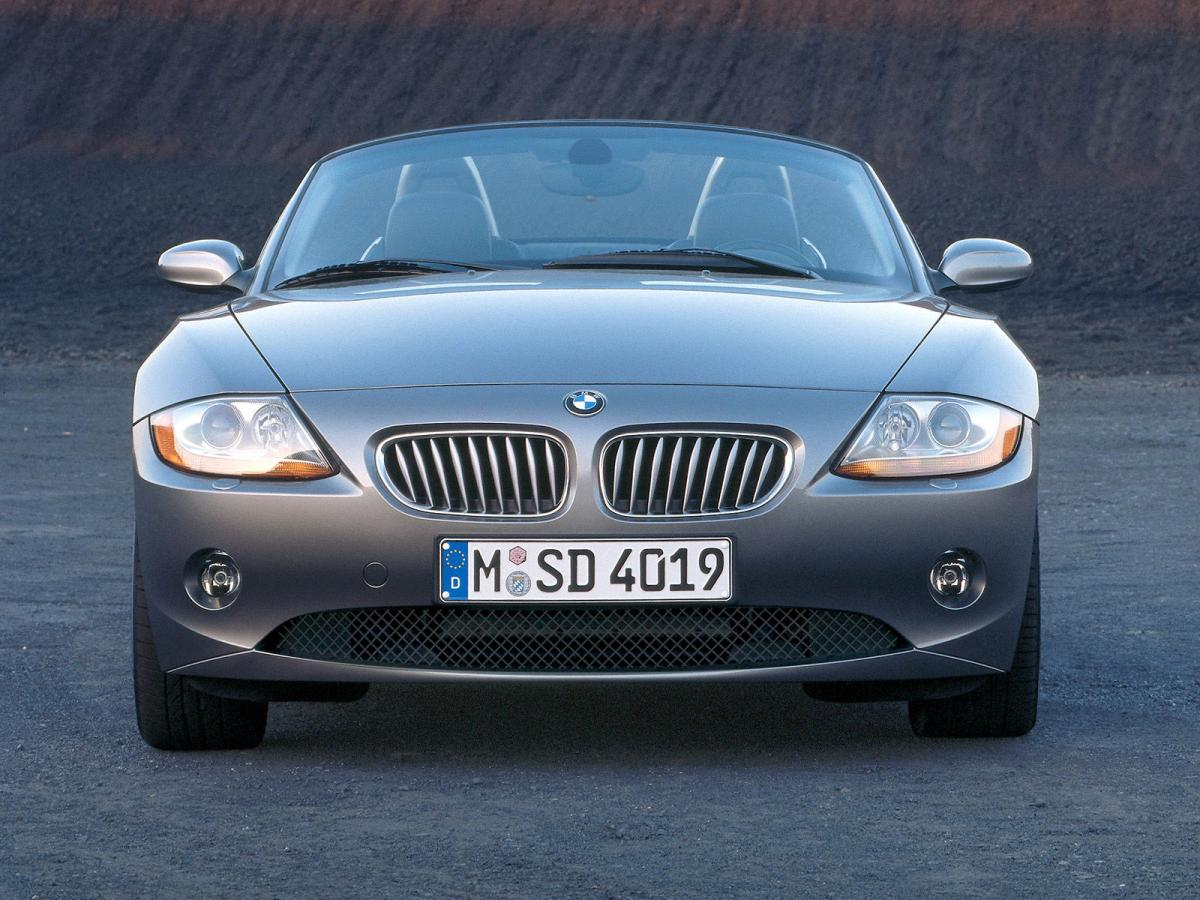 Bmw Z4 E85 2 5i 192 Hp Automatic
