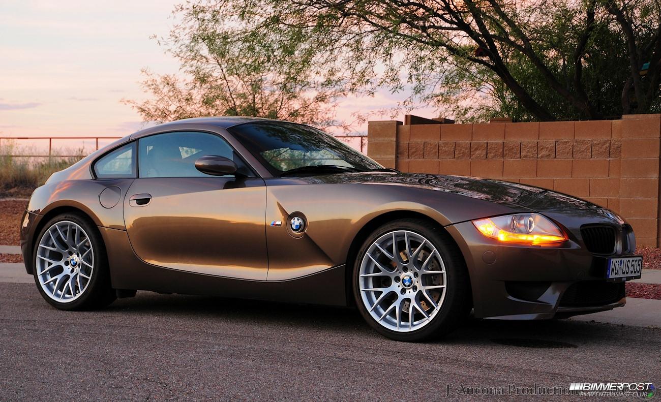 BMW Z4 M Coupe (E85)