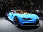 Bugatti Chiron Technical specifications and fuel economy
