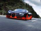 Bugatti  EB Veyron 16.4 Coupe  Super Sport 8.0 W16 (1200 Hp) AWD DSG