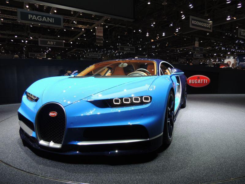 Bugatti Chiron 8 0 W16 1500 Hp Awd Dsg