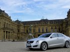 Cadillac  ATS Sedan  3.6 V6 (325 Hp) AWD Automatic