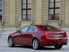 Cadillac  ATS Sedan  3.6 V6 (340 Hp) AWD Automatic