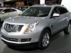 Cadillac SRX Technical specifications and fuel economy
