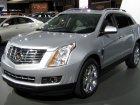 Cadillac SRX Технически характеристики и разход на гориво