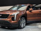 Cadillac XT4 Technical specifications and fuel economy