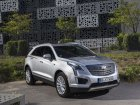 Cadillac XT5 Technical specifications and fuel economy