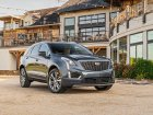 Cadillac  XT5 (facelift 2020)  3.6 V6 (310 Hp) Automatic