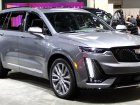 Cadillac XT6 Technical specifications and fuel economy