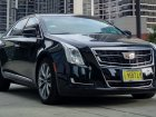 Cadillac XTS Technical specifications and fuel economy