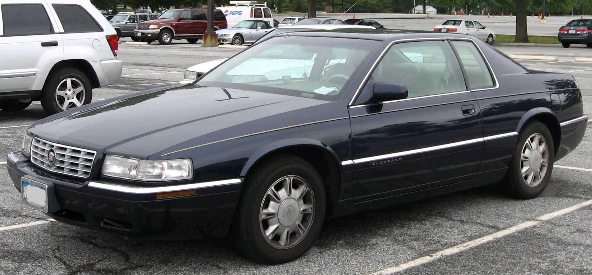 Cadillac Eldorado & Cadillac Eldorado technical specifications and fuel economy