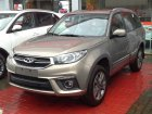 Chery Tiggo 3 Technical specifications and fuel economy