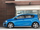 Chevrolet  Aveo II Hatchback  1.4 (100 Hp) Automatic