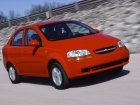 Chevrolet  Aveo Sedan  1.6 i 16V (106 Hp) Automatic