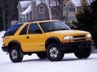 Chevrolet  Blazer II  4.3 i V6 (3 dr) 4 WD (193 Hp)