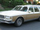 Chevrolet  Caprice Station Wagon  4.3 i V8 (203 Hp)