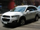 Chevrolet  Captiva I (facelift 2013)  2.4 Ecotec (167 Hp) AWD