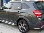 Chevrolet  Captiva I (facelift 2015)  2.4 Ecotec (167 Hp) Automatic