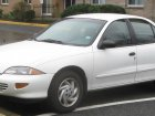 Chevrolet Cavalier Technical specifications and fuel economy