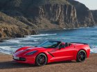 Chevrolet  Corvette Convertible (C7)  Z06 6.2 V8 (659 Hp)