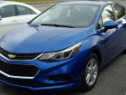 Chevrolet  Cruze Hatchback II  1.4 (155 Hp)