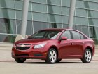 Chevrolet Cruze Technical specifications and fuel economy (consumption, mpg)