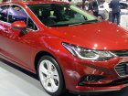 Chevrolet Cruze Technical specifications and fuel economy