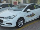 Chevrolet  Cruze Sedan II  1.6 TD (139 Hp) Automatic