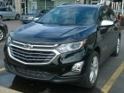 Chevrolet Equinox Technical specifications and fuel economy
