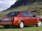 Chevrolet  Lacetti Sedan  1.8 i 16V (122 Hp)