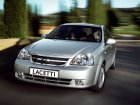 Chevrolet  Lacetti Sedan  1.8 i 16V (122 Hp) Automatic